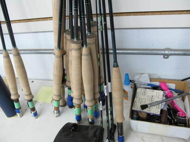 trout rods