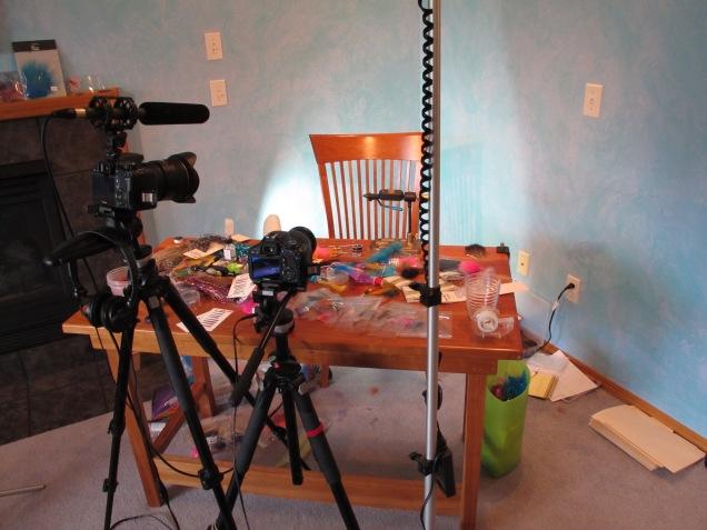 Jay Nicholas Video Shoot 1