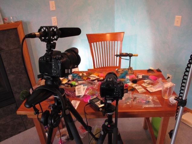 Jay Nicholas Video shoot - Really?