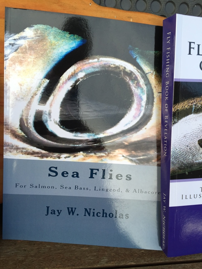 Jay Nicholas Sea Flies book