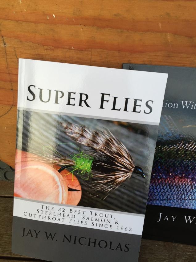 Jay Nicholas Super Flies B:W edition