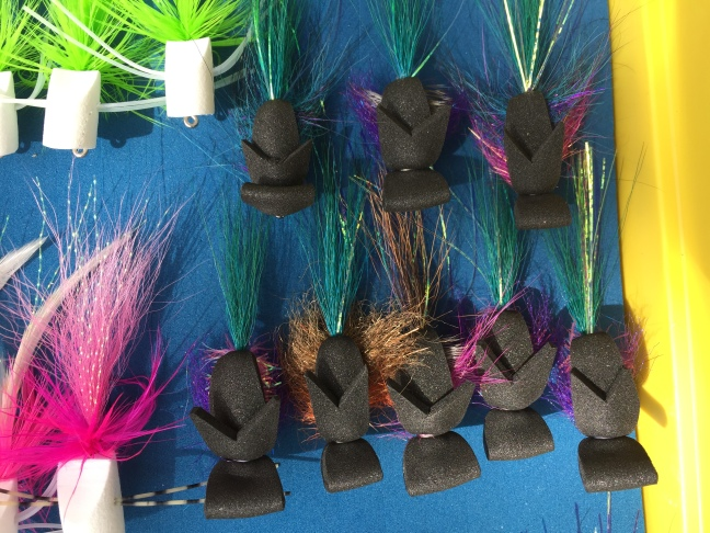 Steelhead Gurglers ready for the 2015 season.