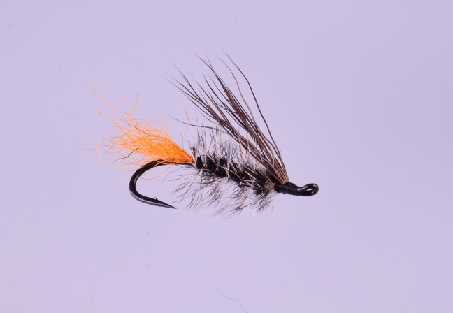 Jay Nicholas Summer Steelhead Flies Moose Baby