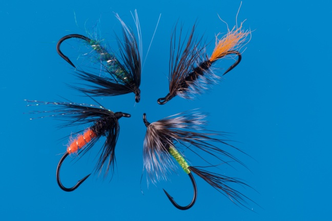 Jay Nicholas Summer Steelhead Traditional Flies copy