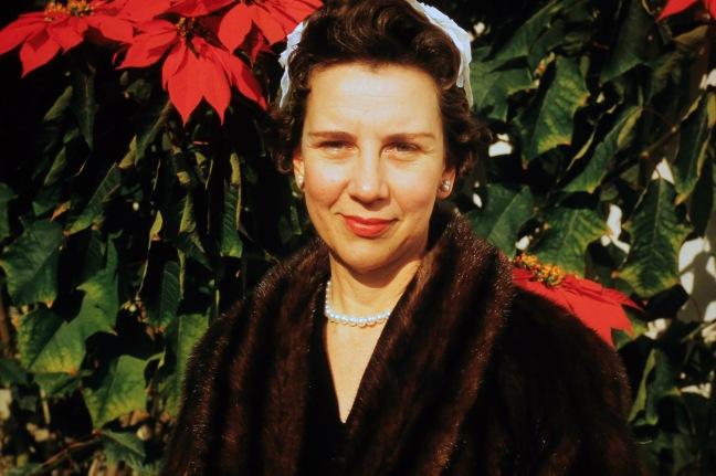 Dulcie Joan Nicholas circa 1958 0142