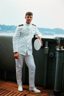 Jay Nicholas aboard USS New DD 818 circa 1973 225