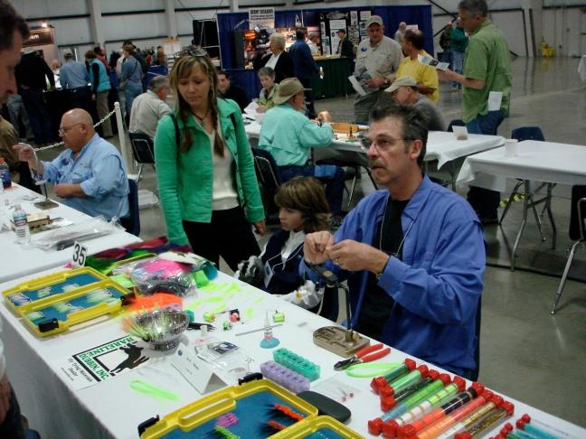 Jay Nicholas Oregon FFF expo
